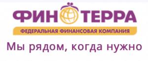 Логотип финтерра
