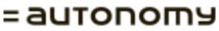 Логотип автономи
