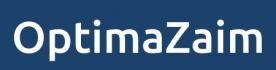 Логотип оптима займ
