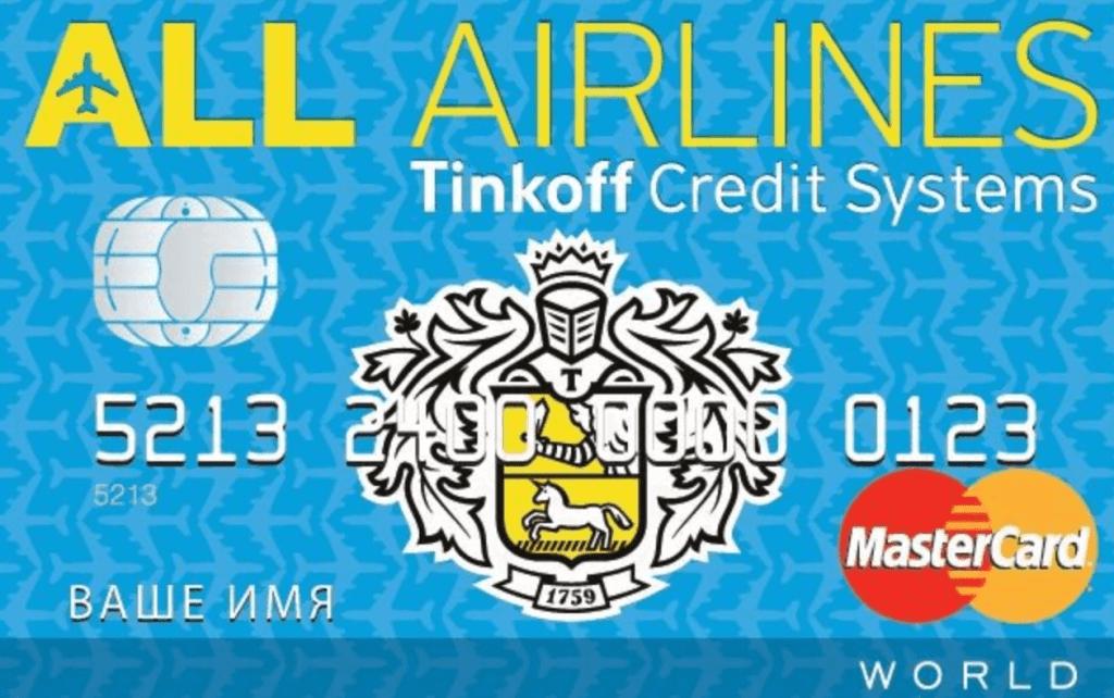 Логотип Тинькофф allairlines
