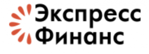 Логотип экспресс финанс