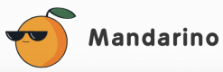 Логотип мандарино