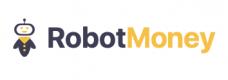 Логотип робот моней