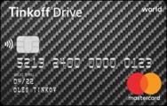 Логотип Tinkoff drive
