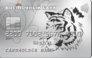 Логотип кредитной карты банка восточный