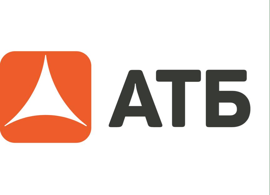 Логотип атб