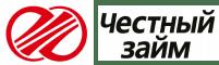 Логотип честный займ