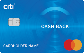 Кредитна карта сити кэшбэк