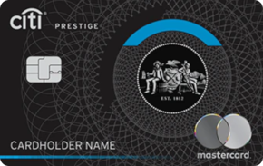 Логотип кредитной карты сити престиж