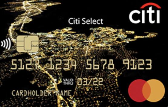 Логотип кредитной карты сити селект