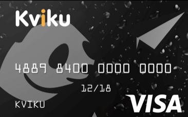 Логотип кредитной карты квику