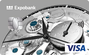 Логотип кредитной карты выгода экспобанк