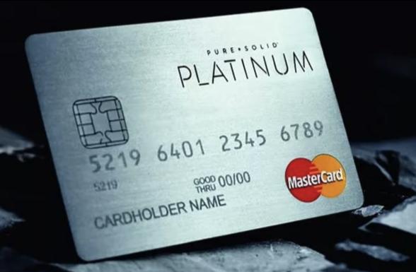 Платиновые кредитные карты
