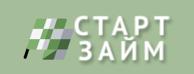 Логотип старт займ