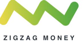 Логотип зиг заг мани