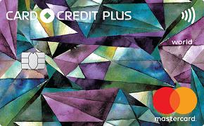Логотип кредитной карты Crdeit Card Plus